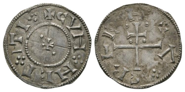 Viking Coins - Cnut - York - Penny