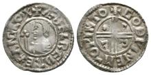 Anglo-Saxon Coins - Aethelred II - Winchester / Godwine - CRVX Penny