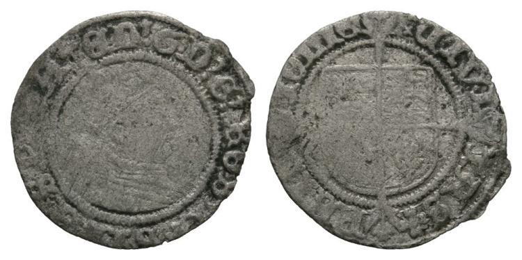 English Tudor Coins - Edward VI - Bristol - Penny
