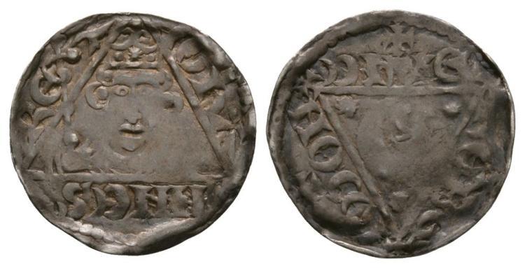 World Coins - Ireland - John - Dublin / Roberd - Rex Penny