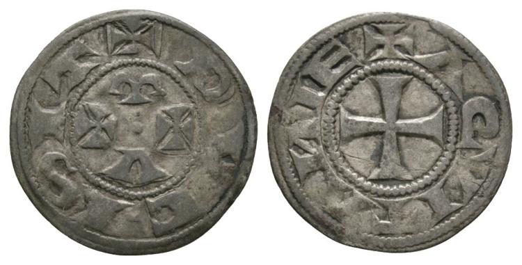 World Coins - France - Aquitaine - Eleanor - Denier