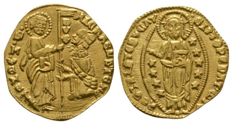 World Coins - Italy - Venice - Michael Steno - Gold Ducato