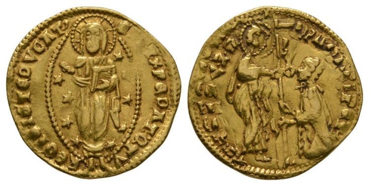 World Coins - Italy -Venice - Pasquale Malipiero - Gold Ducat