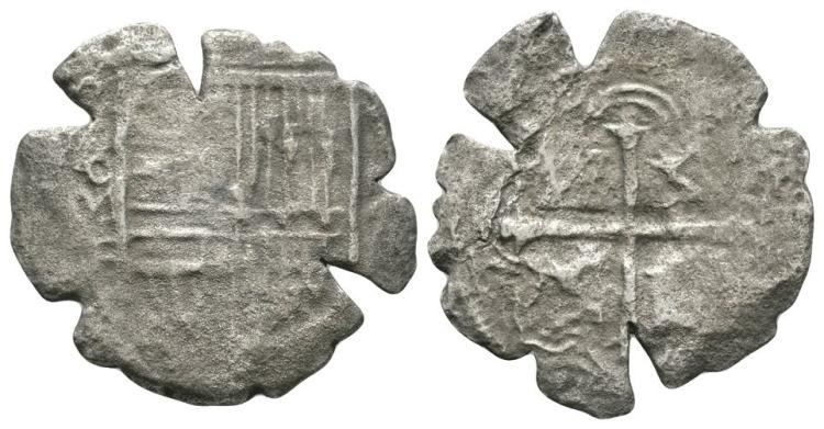 World Coins - Mexico - Rill Cove Shipwreck - 4 Reals