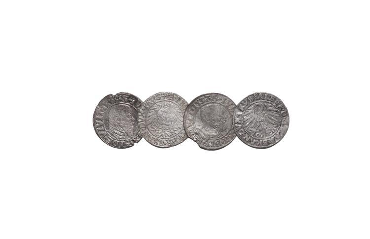 World Coins - Poland - Iustus - Groschen [4]