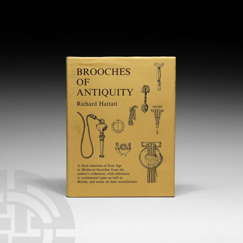 Hattatt - Brooches of Antiquity