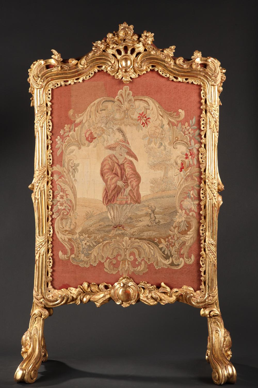 Still Pictures Are All Very Fine And >> A Very Fine Chinoiserie Screen