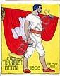 Poster: Eidg. Turnfest Bern