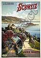 Poster: Schweiz - Jura Route