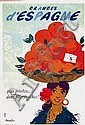 Poster: Oranges d'Espagne