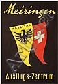 Poster: Meiringen Ausflugs-Zentrum