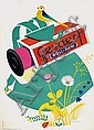 Poster: Gevaert Roll-Film