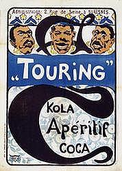 Poster: Touring Apéritif