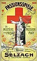 Poster: Passionsspiele Selzach