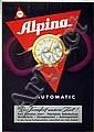 Poster: Alpina Automatic