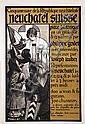 Poster: Ciquantenaire Neuchâtel
