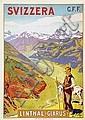 Poster: Svizzera - Linthal