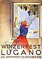 Poster: Winzerfest Lugano