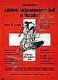 Poster: Rad-Strassenmeisterschaft - Hochdorf