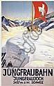 Poster: Jungfraubahn