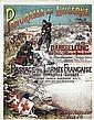 Poster: Panorama de Lucerne