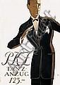 Poster: PKZ Tanzanzug