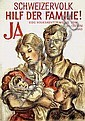 Poster: Hilf der Familie