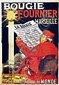 Poster: Bougie Fournier (2-teilig)