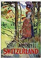 Poster: Switzerland - Appenzell