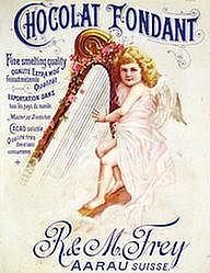 Poster: Chocolat R. & M.Frey