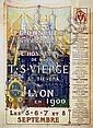 Poster: Le Congrès T.S. Vierge