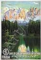 Poster: Lago di Carezza