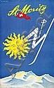 Poster: St.Moritz
