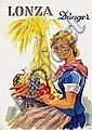 Poster: Lonza Dünger