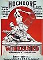 Poster: Volksschauspiel Winkelried - Hochdorf