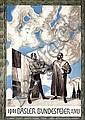 Poster: Basler Bundesfeier