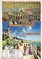 Poster: Riviera-Express