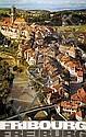 Poster: Fribourg - Freiburg