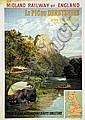 Poster: Midland Raiway of England