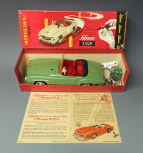 Ted Mantell Schuco Toy Collection Auction