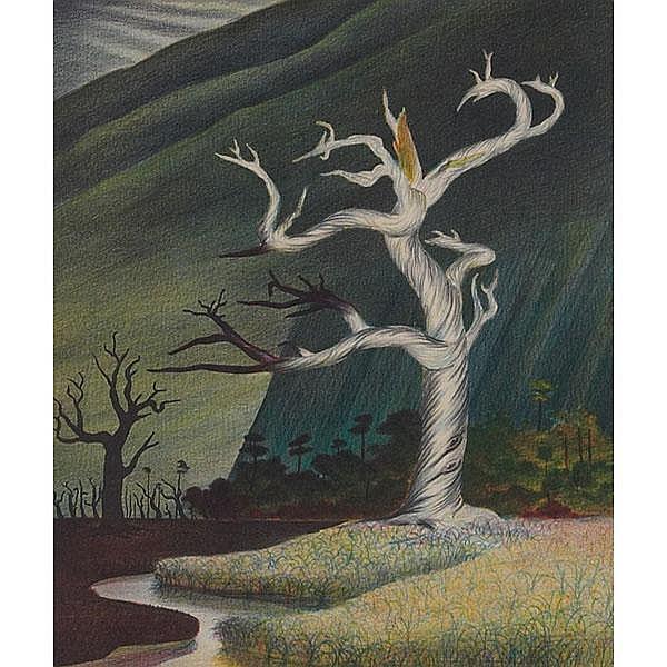 Buell Whitehead (American, 1919-1993)