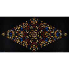 Damien Hirst, (British, b. 1965), Faithless, 2006, color silkscreen, 31