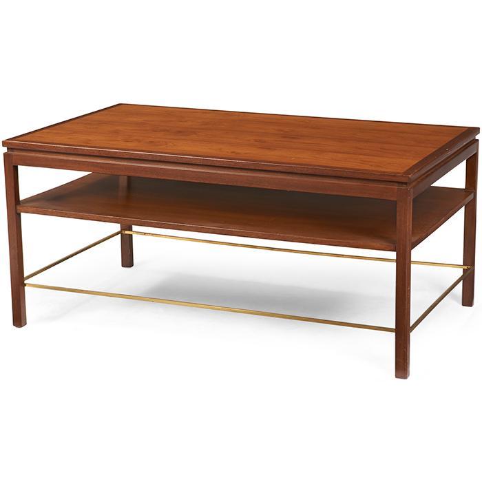 Edward Wormley 1907 1995 For Dunbar Coffee Table 48 W X 28