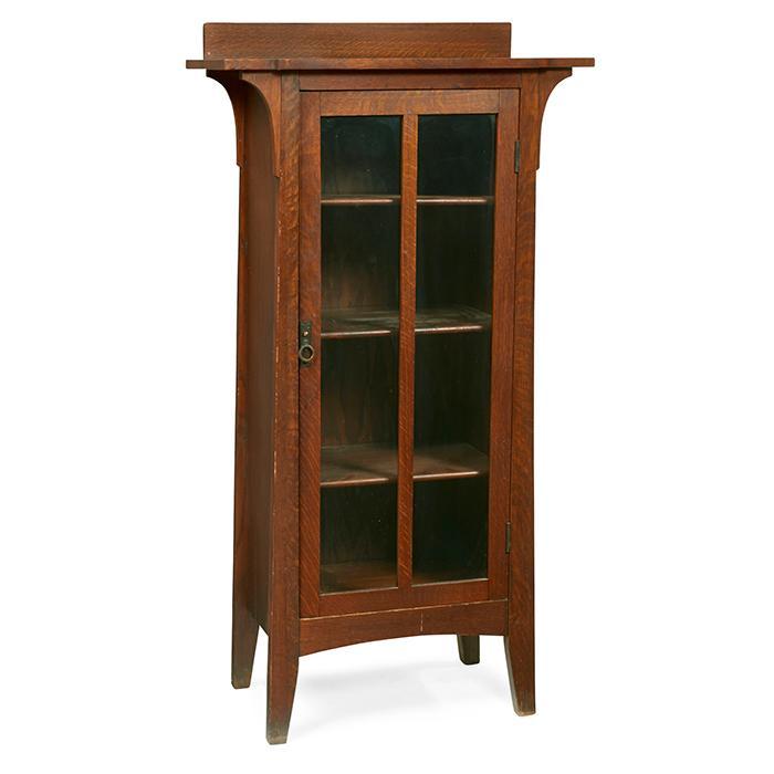 Limbert Bookcase 357 29 5 Quot W X 13 5 Quot D X 57 Quot H
