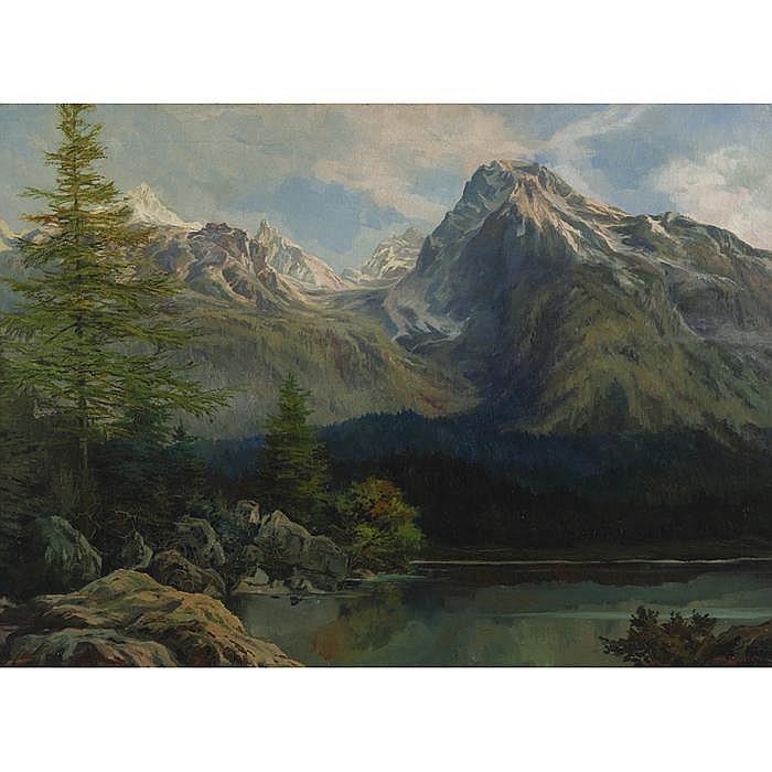 Hans Chrystoph (German, 1891-1962),