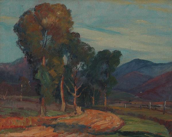Anna M. Valentien (American, 1862-1947)