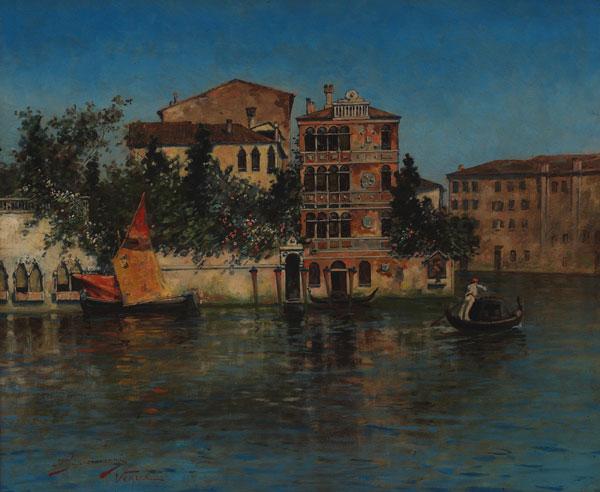 Alessandro Guaccimanni (Italian/American, 1864-1927)
