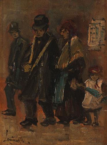 Louis van der Pol (Dutch, 1896-1982)