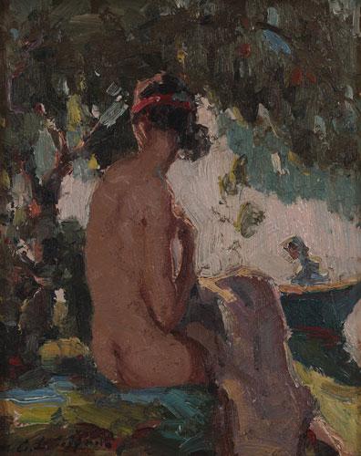 Gianni Cilfone (Italian/American, b. 1908)