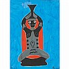 Thelma Johnson Streat (American, 1912-1959) Robot, Thelma Johnson Streat, Click for value